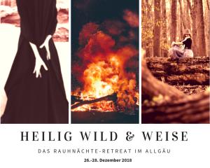 Heilig wild & weise 2