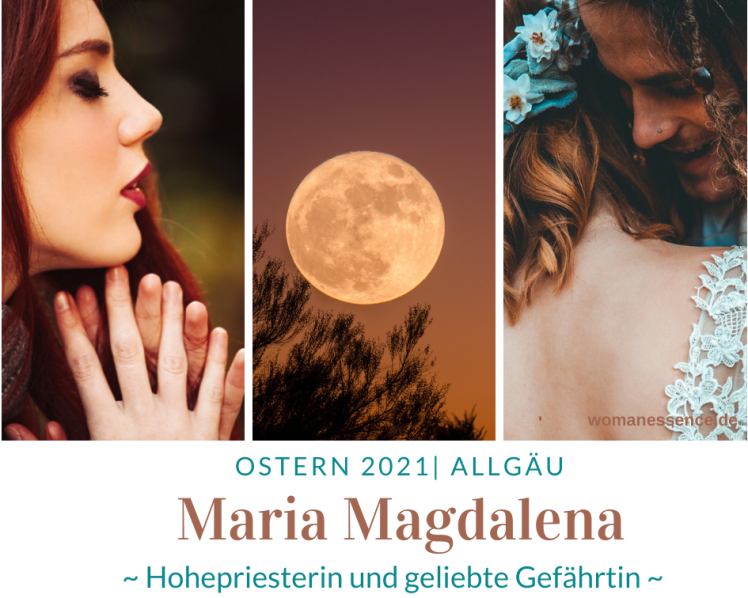 Maria Magdalena 2021