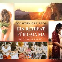 Tochter der Erde | Ein Retreat für GAIA MA